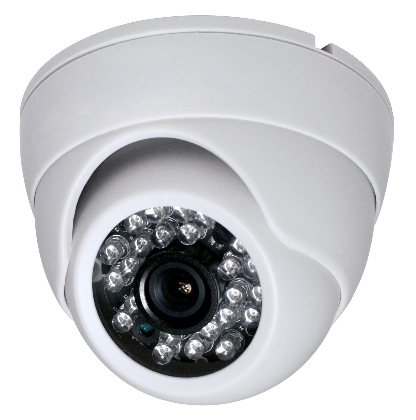 Güvenlik kamera ve alarm sistemleri