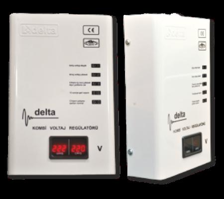 Delta DLT MCU 8 Serisi Smart Regülatör