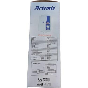 Artemis Elektrikli Şofben