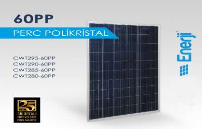 CWT Perc Polikristal 60PP 280-295 Wp